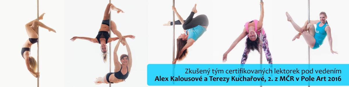 Mistryně ČR v pole sport Alex Kalousová