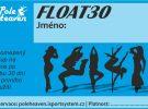 FLOAT30 – neomezené lekce po dobu 30 dní