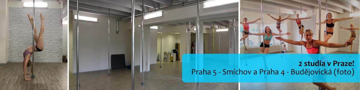 Pole Dance studio Budějovická